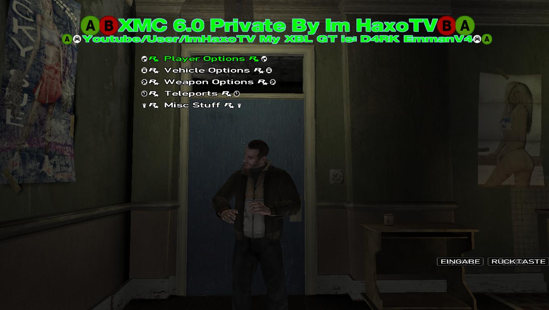 Grand Theft Auto 4 (GTA 4): Чит-Мод/Cheat-Mode (Offline