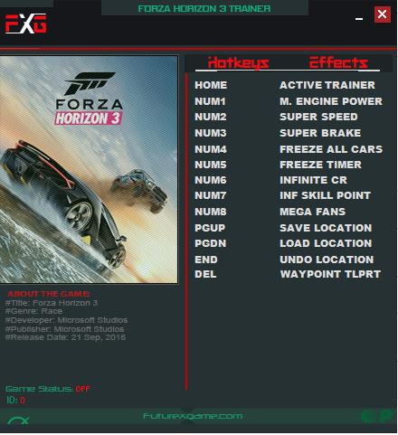 Fh3 активация forza horizon 3