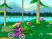 Велосипедная Прогулка С Барби