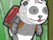Jetpack Panda: Полёт медвежонка