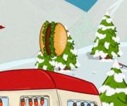 Mad Burger 2: Доставка гамбургеров