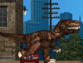 NY Rex: Динозавр в мегаполисе