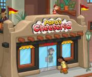 Papa's Cheeseria: Сырный ресторан
