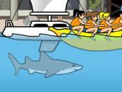 Los Angeles Shark: Нападение акулы