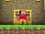 MineCaves: Копатель в пещерах