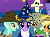 Пони и Хэллоуин