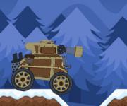 Winter Tank Adventure: Зимний танк