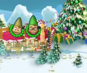 Snow Village: Снежная ферма