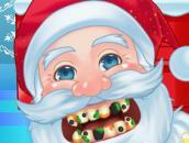 Christmas Dentist: Лечим зубы Санте