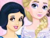 Студия макияжа для Дисней Принцесс