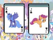My Little Pony Solitare: Пасьянс пони