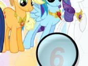 My Little Pony Hidden Numbers