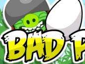 Bad Piggies: Ракетные свинки