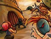 Wasteland Siege: Осада пустынной башни