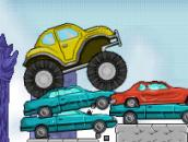 Monster Race: Гонка монстер-траков