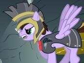Animated Pony Short Hilt: Пони Гладиатор