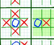 Strategic Tic-Tac-Toe: Большие крестики-нолики