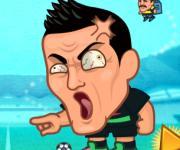 Super Soccer Noggins: Футбольные головастики