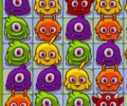 Funny Monsters: Одинаковые монстры