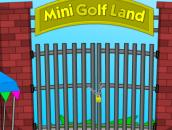 Toon Escape Mini Golf: Побег из мультяшного мира