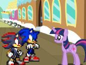 Sonic and MLP Adventures Episode 1 Sneak Peek