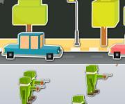 Cubik Attack: Атака кубиков