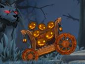 Halloween Werewolf Escape