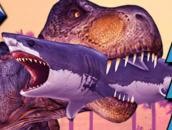 Miami Rex: Тираннозавр в Майами
