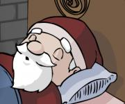 The Christmas Santa Slept In