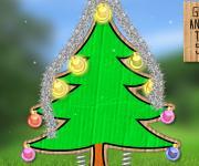 Plastic Christmas: Пластиковая елка