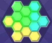 Hex Blocks Puzzle: Клеточный пазл