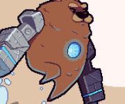 Leap Jet Bear: Медведь на джетпаке