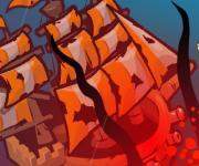 Ships Vs Sea Monsters: Монстры против кораблей