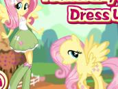 Fluttershy Pony Dressup