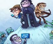 Trollface Quest TV Shows: Затроль сериалы