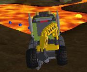 Lego City: Volcano Explorers - Грузовик и вулканы