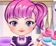 Little Cupcake Maker Mobile: Готовим кексики