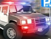 Hummer Police Parking: Парковка на хаммере