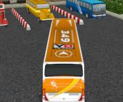 Bus Parking 3D World 2 - Парковка автобуса