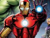 Marvel Avengers Tactics: Мстители против злодеев