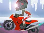 Up Hill Motocross Race: Мотогонка в горку