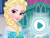 Princess Ice Castle: Замок для принцессы