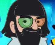Mad Head: Злобный ученый