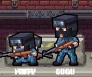 gunfight.io - Сквозная перестрелка