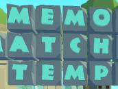 Memory Matching Temple - Храм на память