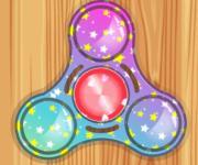 Fidget Spinner Hero - Супер спиннер