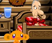 Monkey GO Happy Cabin Escape - Побег из домика