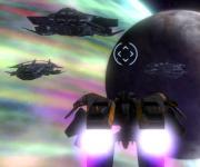 Shadowhawks Squadron - Космический истрибитель
