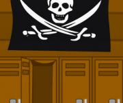 Escape the Crazy Pirate Ship - Побег из корабля