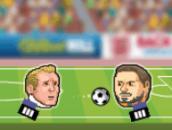Head Soccer - Футбол головастиков